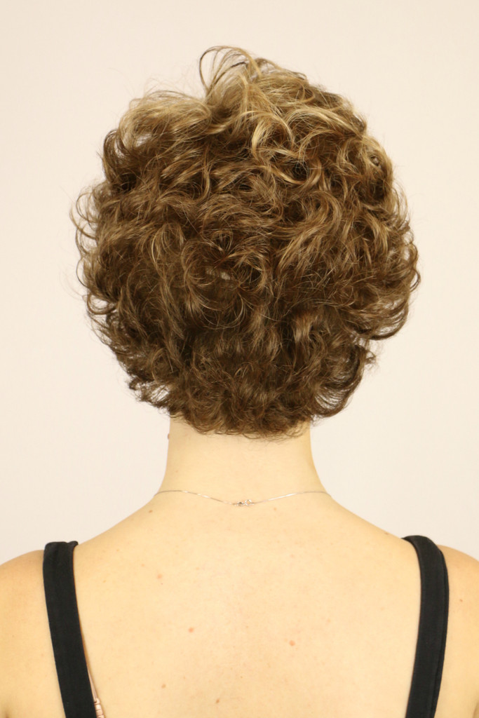 Honey Wheat / Tammy / Short Wig