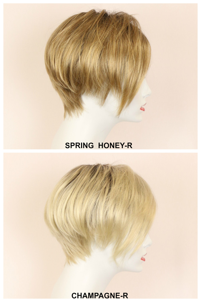 Color Chart / Erin LF  / Short Wig