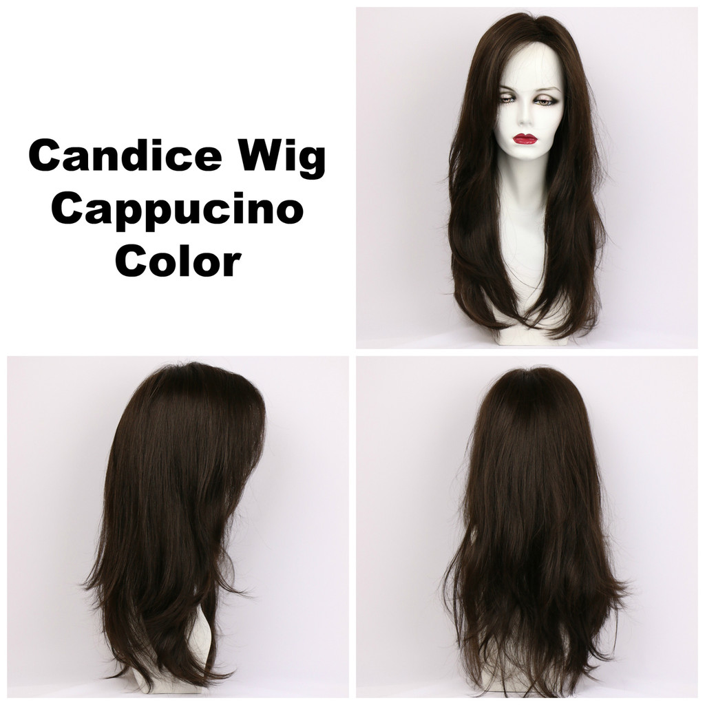 Cappucino / Candice / Long Wig