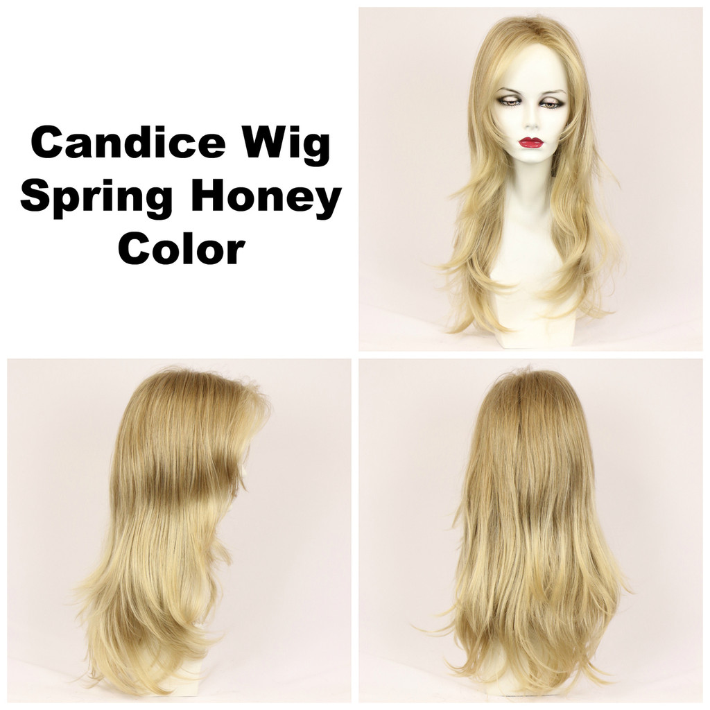 Spring Honey / Candice / Long Wig