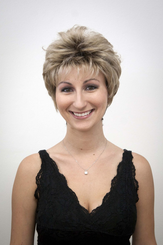 Darma Wig with Roots in Creamy Toffee-R
