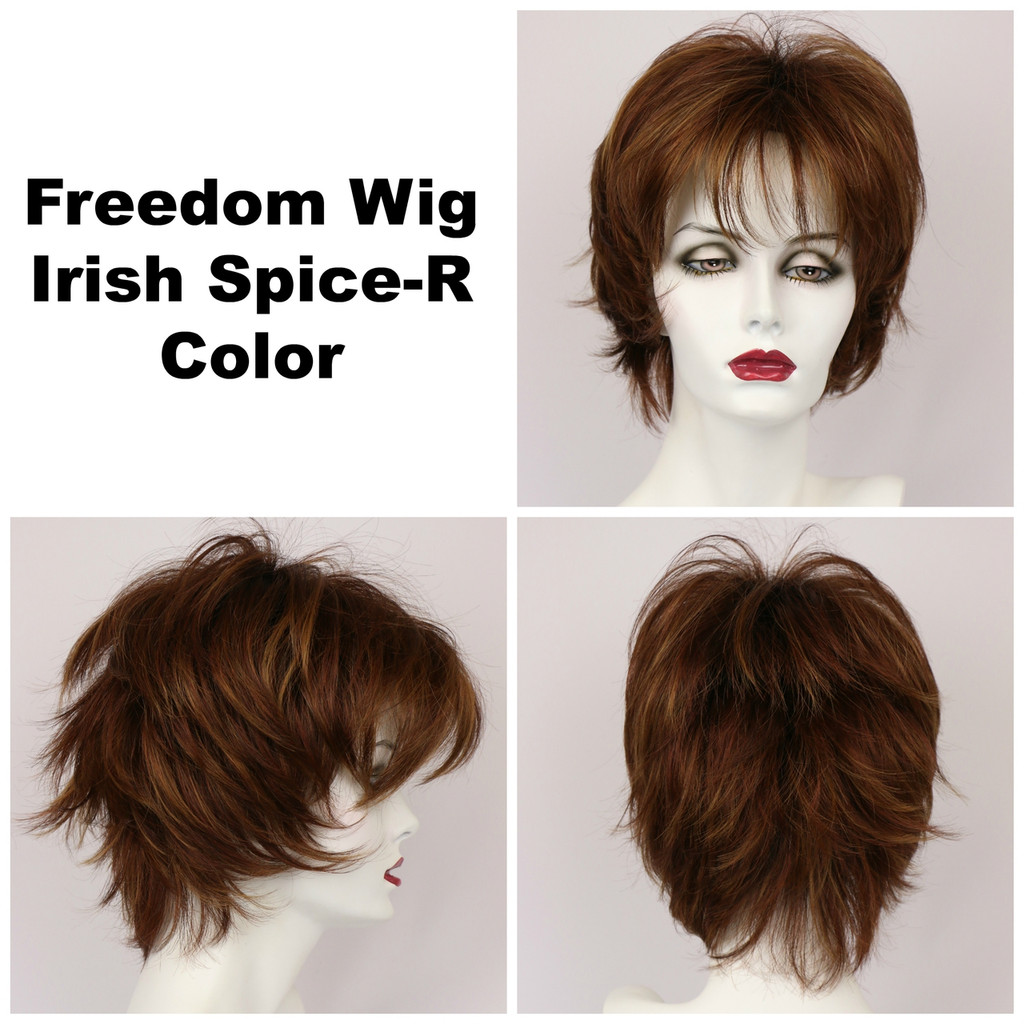 Irish Spice-R / Freedom w/ Roots / Medium Wig