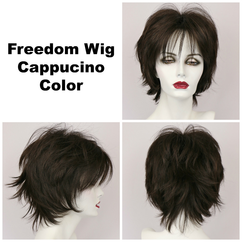 Cappucino / Freedom / Medium Wig