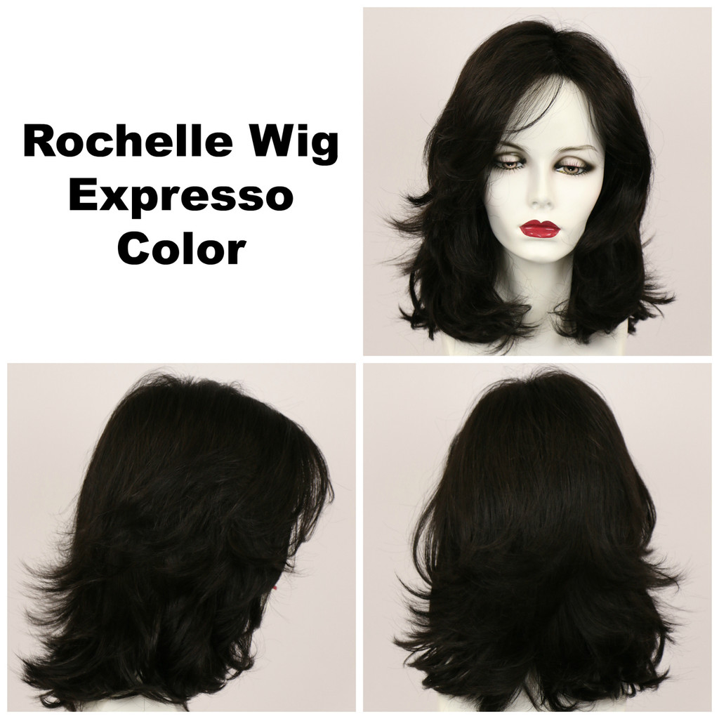 Expresso / Rochelle / Long Wig