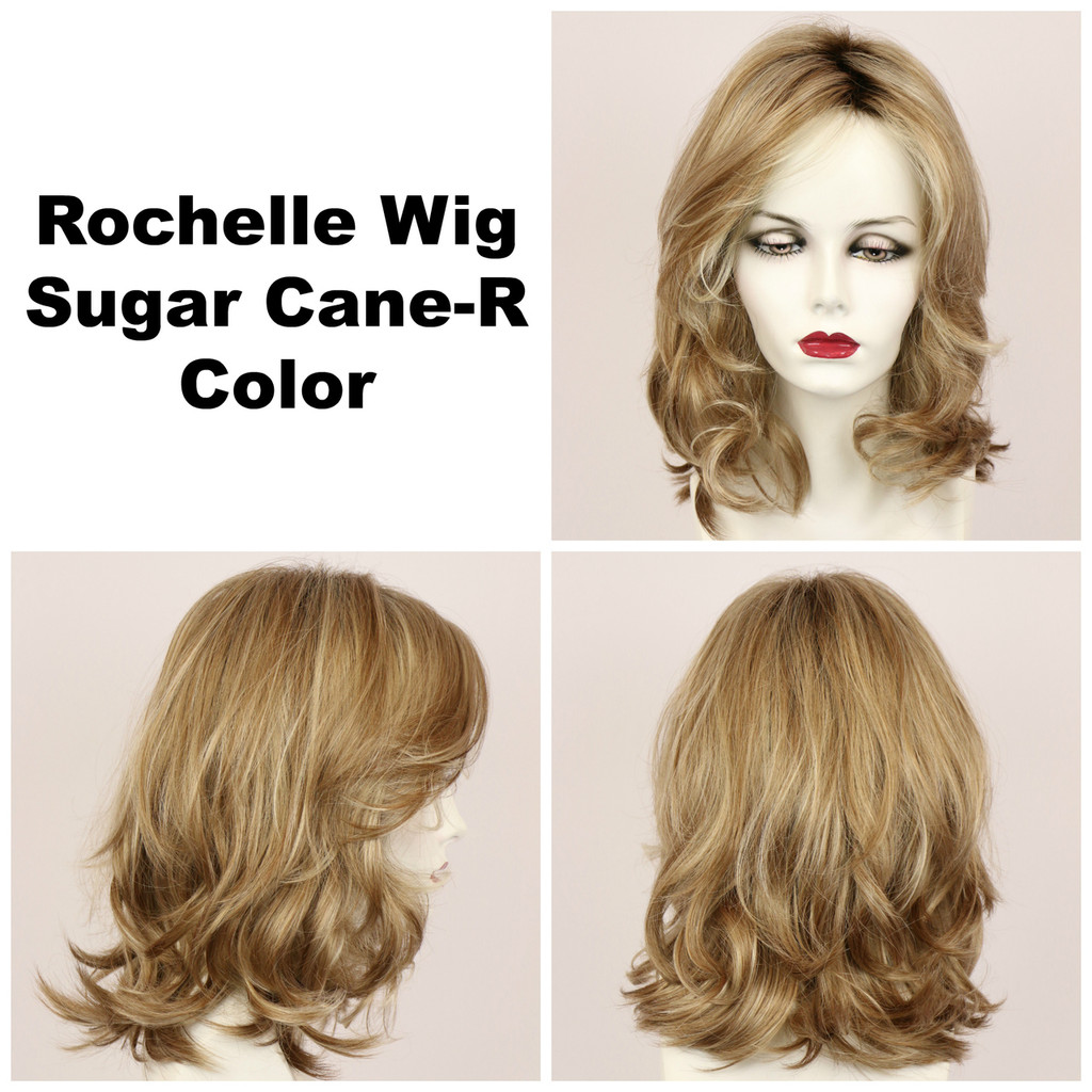 Sugar Cane-R / Rochelle w/ Roots / Long Wig