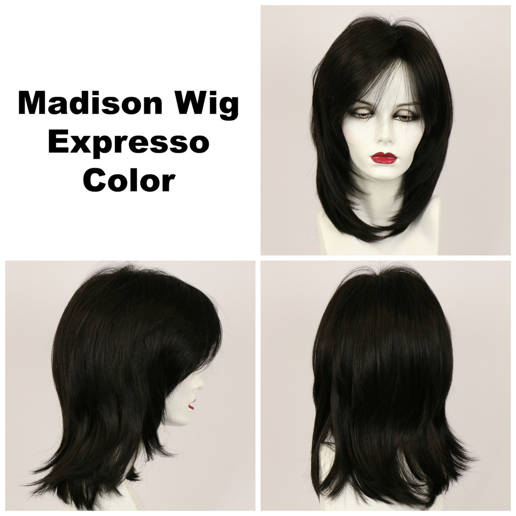 Expresso / Madison / Long Wig