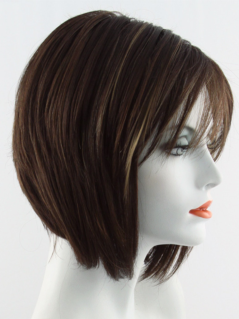 Java Frost / Tiffany / Brown Wig