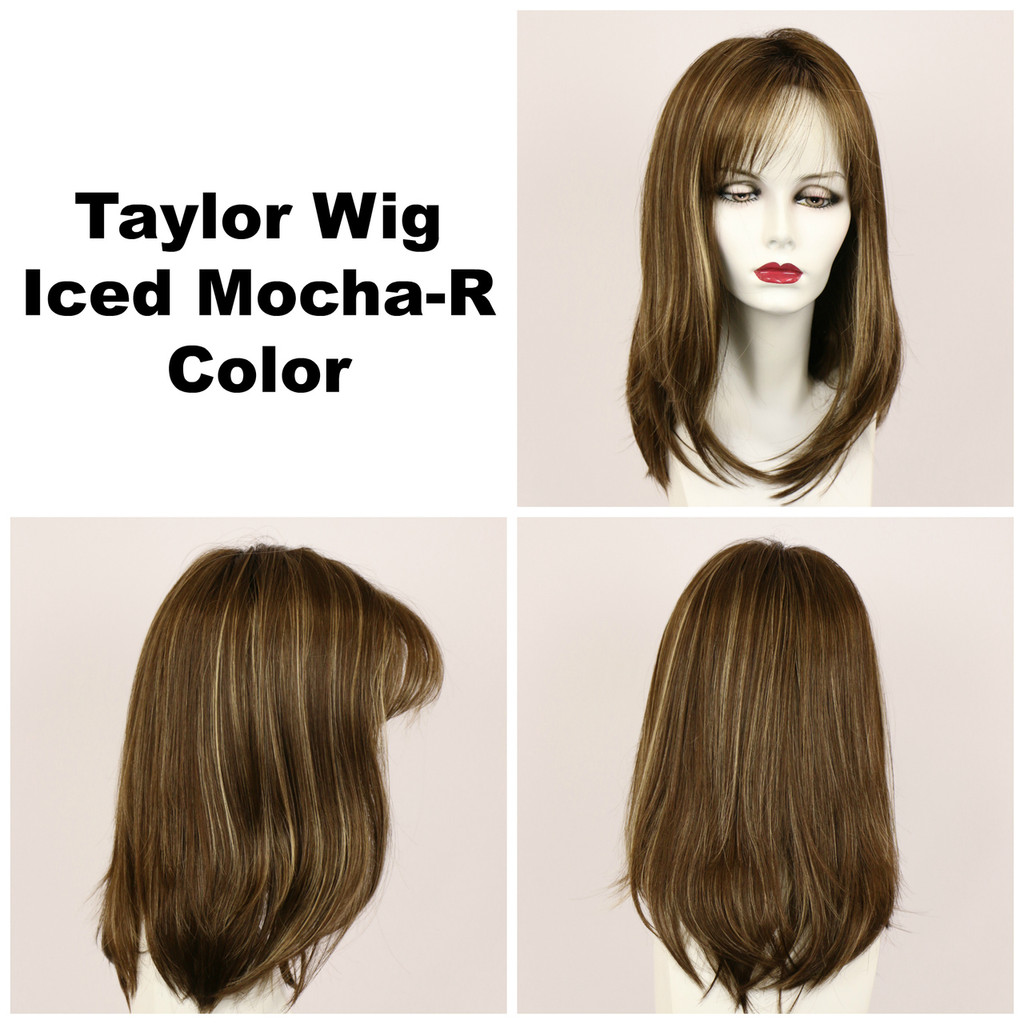 Taylor w/ Roots (long wig)