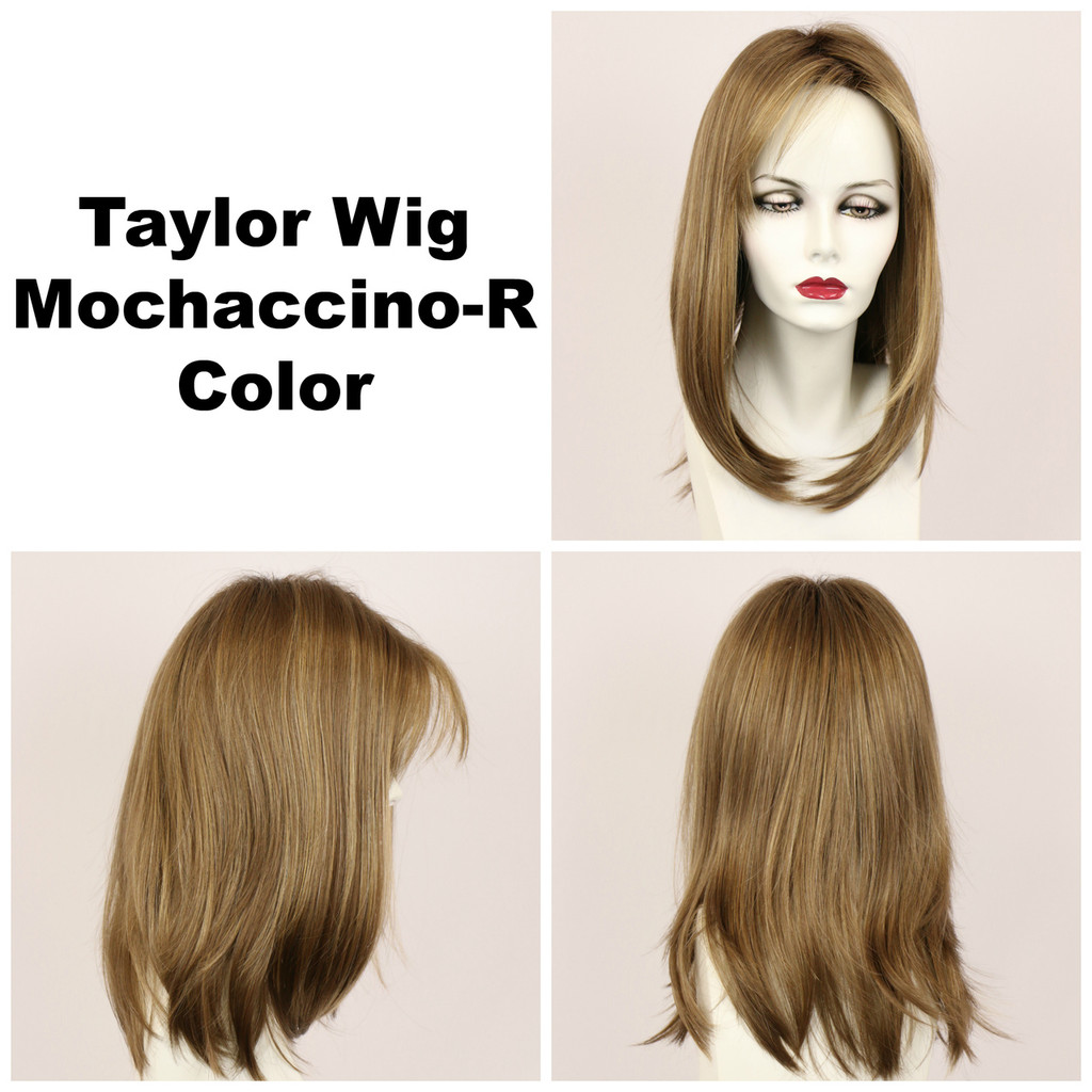 Mochaccino-R / Taylor w/ Roots / Long Wig
