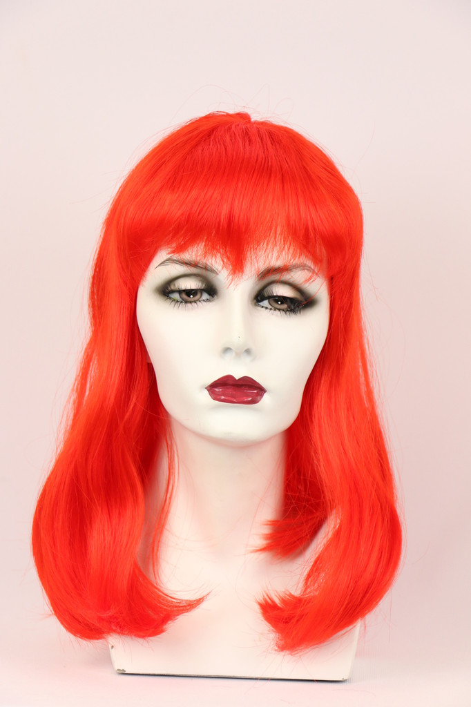 Red / Marvel / Costume Wig