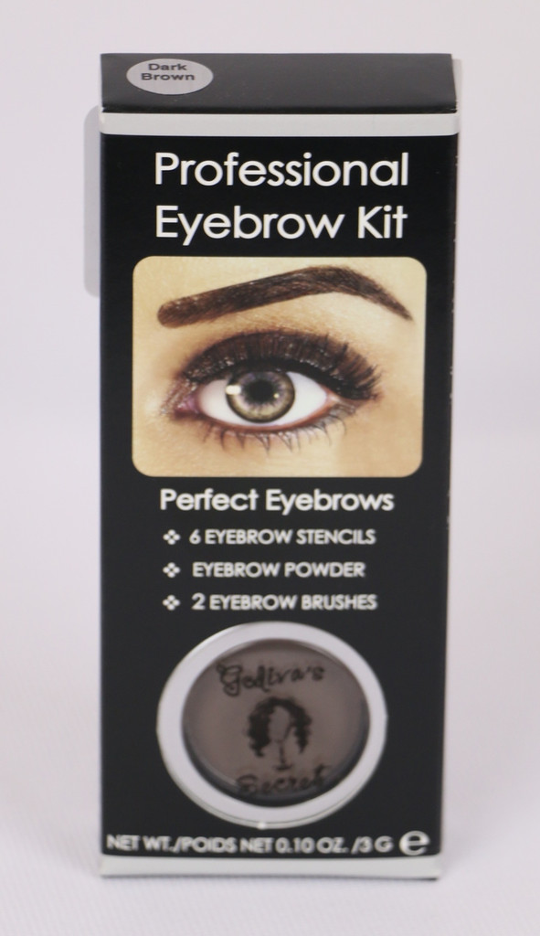 Dark Brown / GS Eyebrow Kit