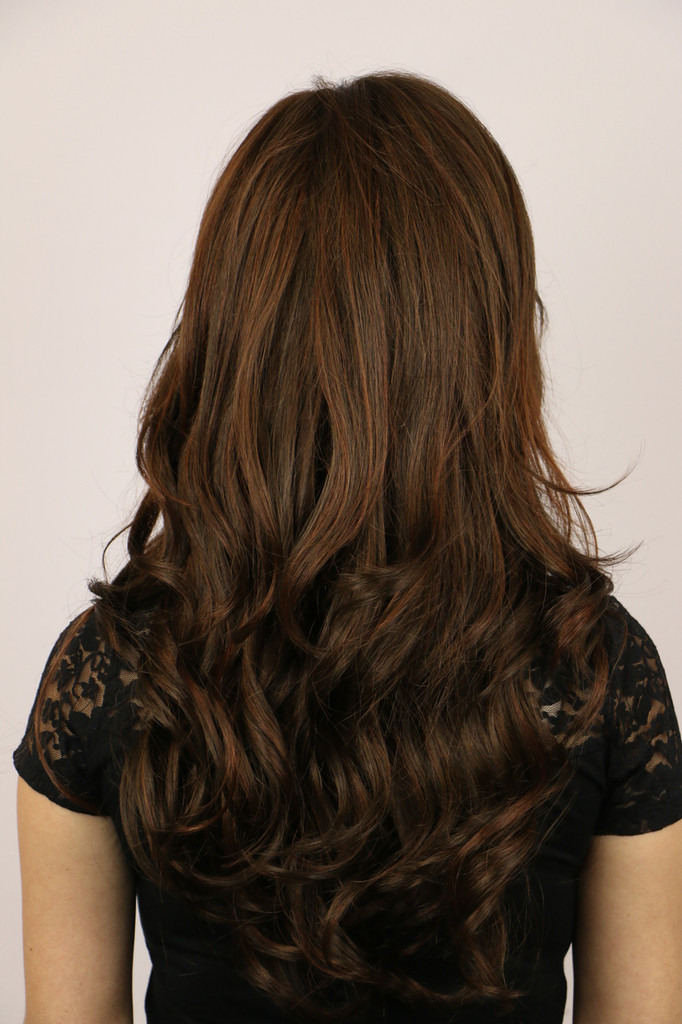 Ginger Brown Color