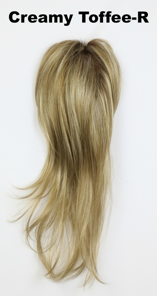 Creamy Toffee-R / Mono Long Top w/ Roots