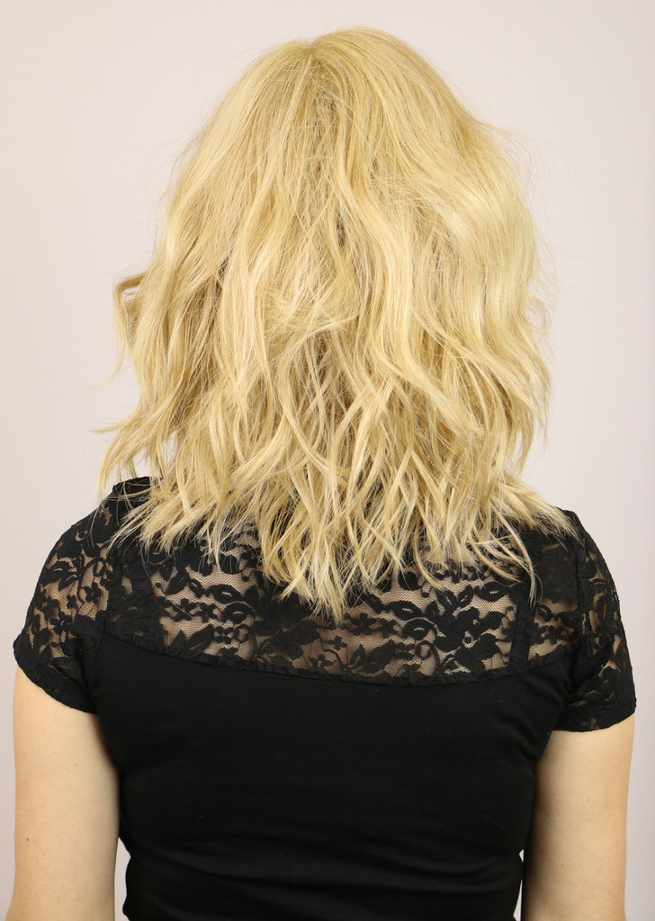 Back of Dakota Lace Front Wig