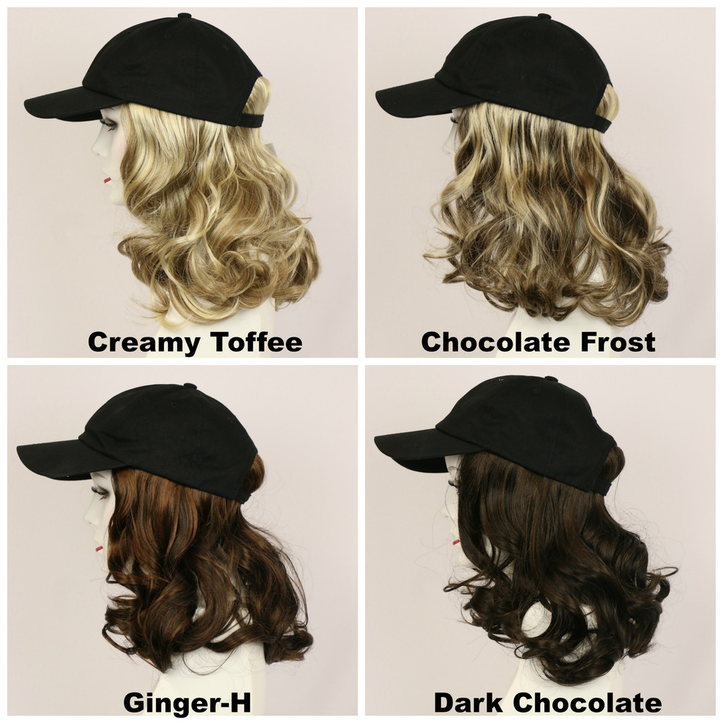 Color Chart / Curly Cap