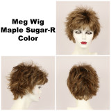 Maple Sugar-R / Meg w/ Roots / Short Wig