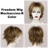 Mochaccino-R / Freedom w/ Roots / Medium Wig