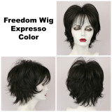 Expresso / Freedom / Medium Wig