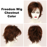Chestnut / Freedom / Medium Wig