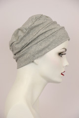 Heather Grey / Turban