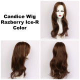 Razberry Ice-R / Candice w/ Roots / Long Wig