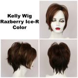 Razberry Ice-R / Kelly w/ Roots / Short Wig