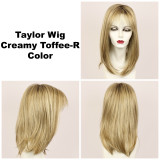 Creamy Toffee-R / Taylor w/ Roots / Long Wig