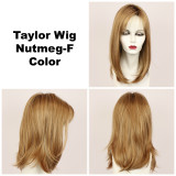 Nutmeg-F / Taylor w/ Roots / Long Wig