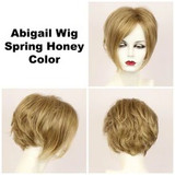 Spring Honey / Abigail Lace Front / Medium Wig