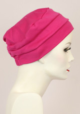 Pink / 3 Seam Turban / Cotton