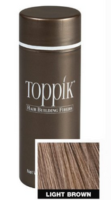 Light Brown / Toppik 0.42oz