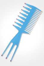 Curly Comb