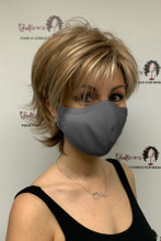 Protective Face Mask- Grey