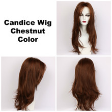 Chestnut / Candice / Long Wig