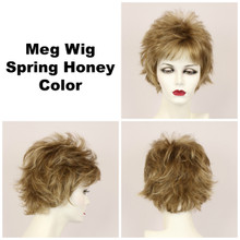 Spring Honey / Meg / Short Wig