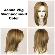 Mochaccino-R / Jenna w/ Roots / Long Wig