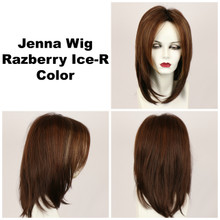 Razberry Ice-R / Jenna w/ Roots / Long Wig