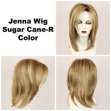 Sugar Cane-R / Jenna w/ Roots / Long Wig