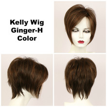 Ginger-H / Kelly / Short Wig