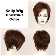 Chestnut / Kelly / Short Wig