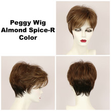 Peggy w/ Roots (short wig)