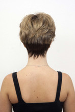 Peggy Wig with Roots (back)