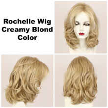 Creamy Blond / Rochelle / Long Wig