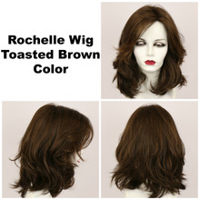 Toasted Brown / Rochelle / Long Wig