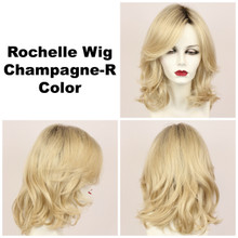 Champagne-R / Rochelle w/ Roots / Long Wig