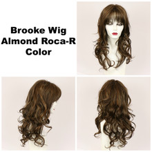 Almond Roca-R / Brooke w/ Roots / Long Wig
