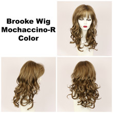 Mochaccino-R / Brooke w/ Roots / Long Wig