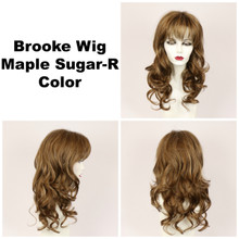 Maple Sugar-R / Brooke w/ Roots / Long Wig