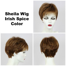 Irish Spice / Shelia / Short Wig