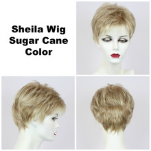 Sugar Cane / Shelia / Short Wig